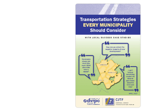 Transportation Strategies Every Municipality Should Consider